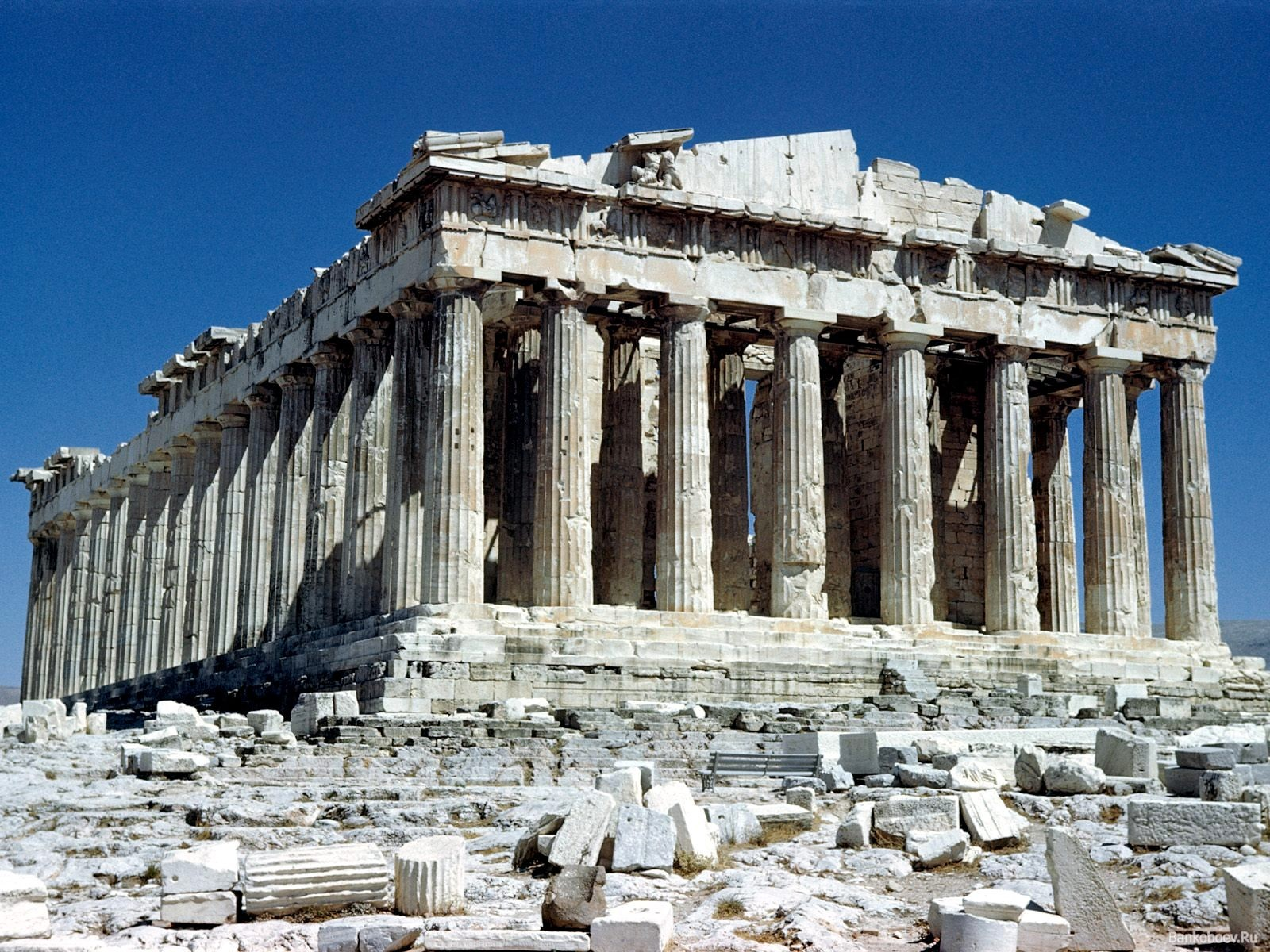 Atene cosa vedere: il Partenone