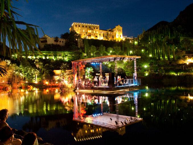 World Music Festival, Giardini di Sissi a Merano