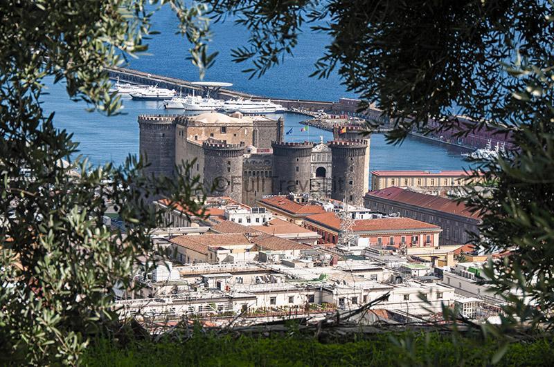 Maschio Angioino, Napoli ©Foto Massimo Vicinanza