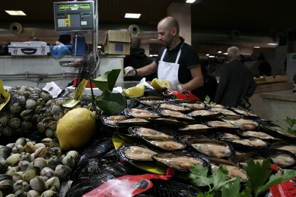 Mercato di San Benedetto a Cagliari ©Foto Anna Bruno