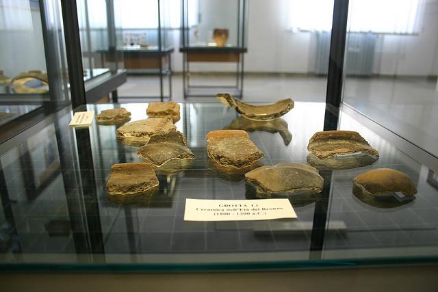 Museo civico archeologico di Latronico, Latronico