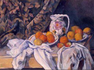 Natura morta, Paul Cezanne