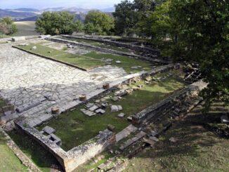 Area archeologica di Rossano di Vaglio