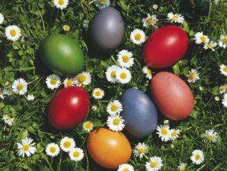 Uova con decorazione pasquale - © Österreich Werbung, Foto: Weinhaeupl W