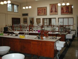 Museo di chimica di Genova