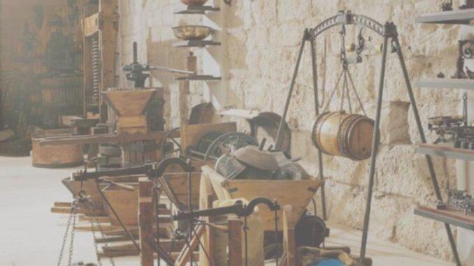 Museo enologico Villa de Varda