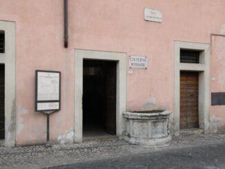 Cisterne romane di Foce (Amelia)