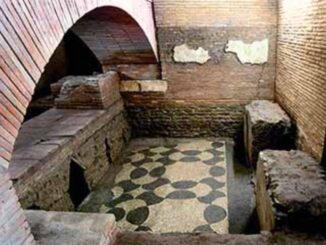 Scavi chiesa paleocristiana di San Lorenzo