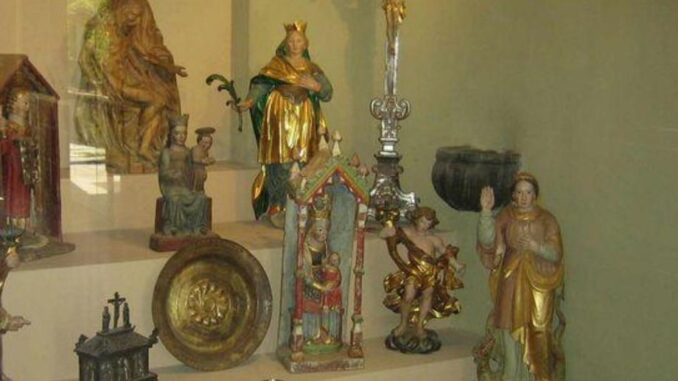 Museo parrocchiale di arte sacra di Introd