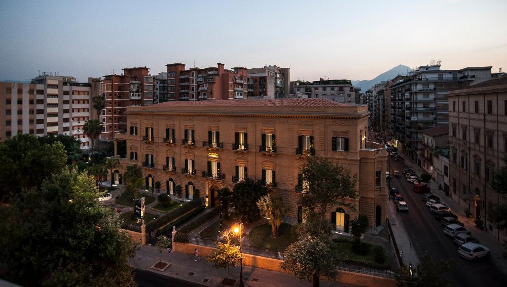 Villa Zito, Palermo