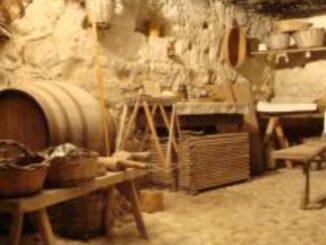 """Mulino ad acqua """"Cavallo d'Ispica"""" - Museo in grotte"""