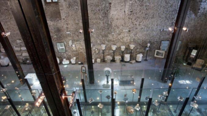 Museo tuscolano scuderie Aldobrandini