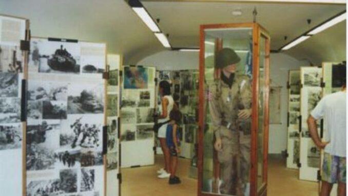 Museo dello sbarco alleato-22 gennaio 1944