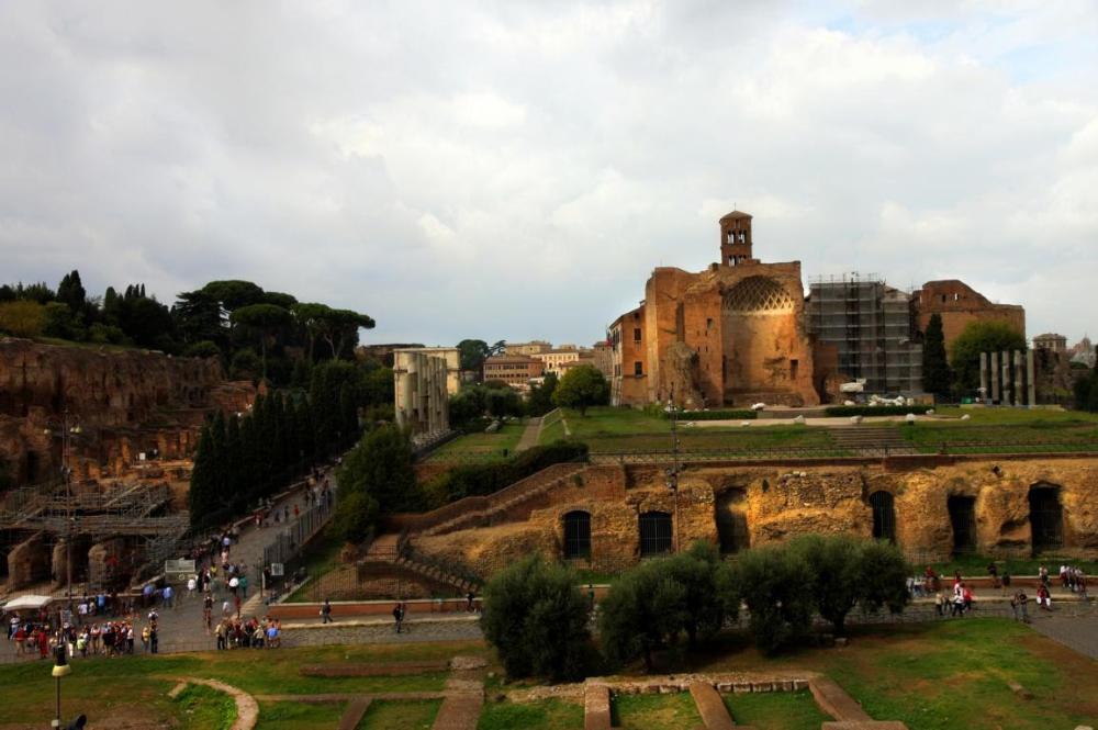 Antiquarium forense, Roma