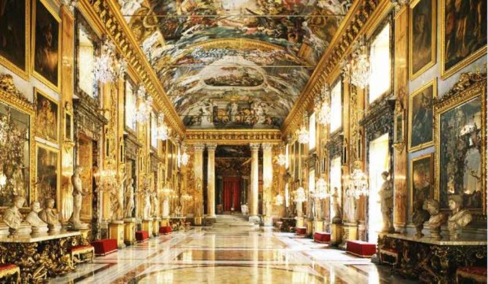 Galleria Colonna, Roma