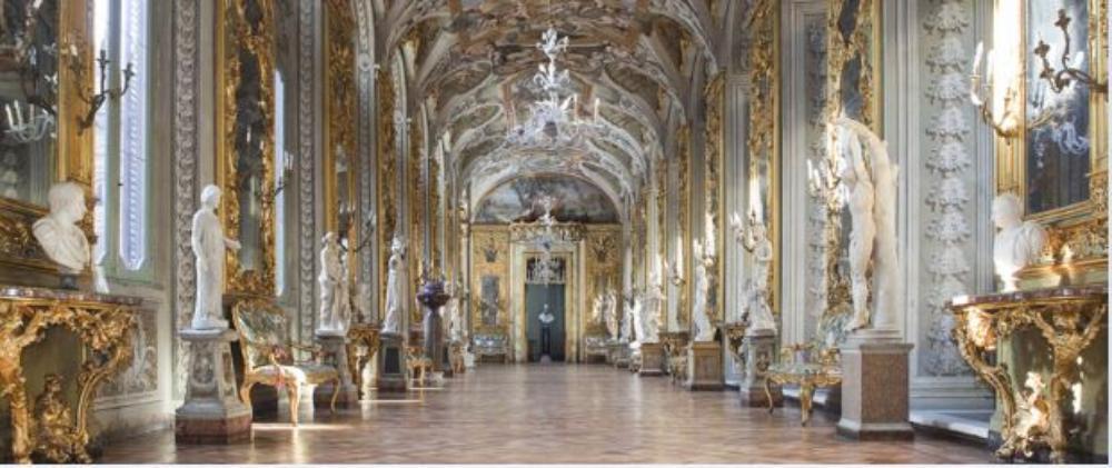 Galleria Doria Pamphilj, Roma