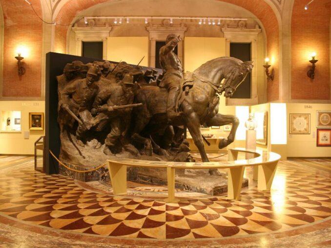 Museo centrale del Risorgimento di Roma