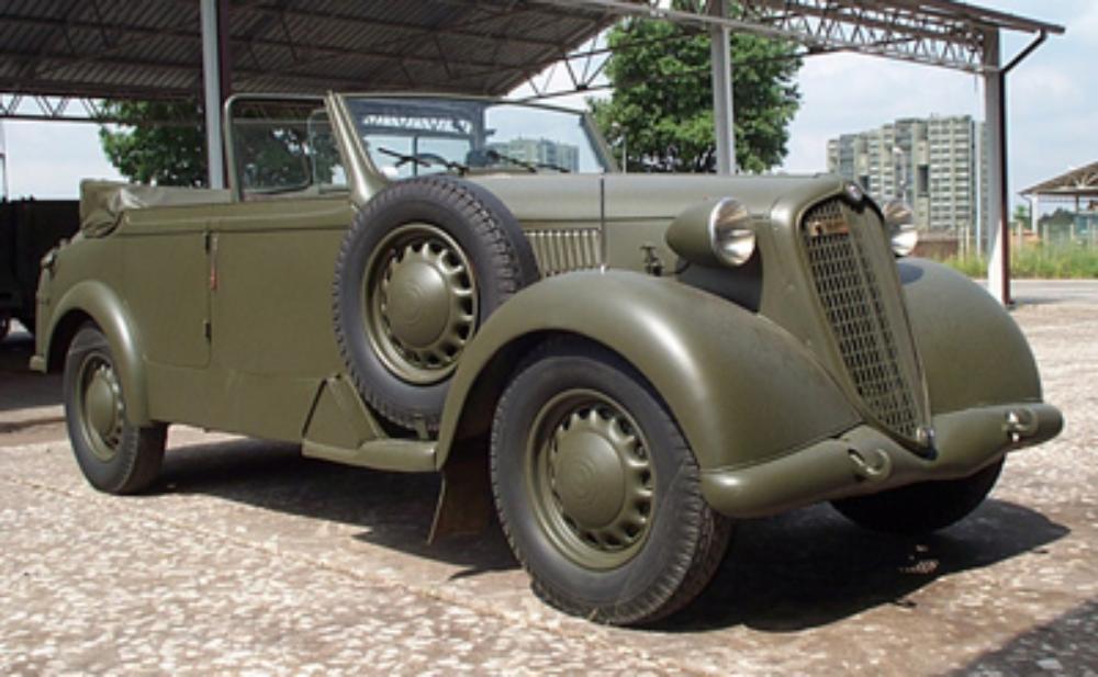 Museo storico della motorizzazione militare dell'esercito, Roma