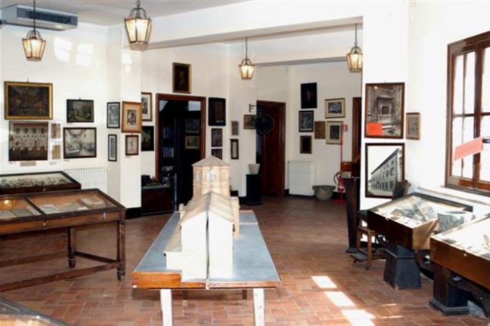Museo storico nazionale dell'arte sanitaria, Roma