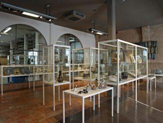 """Museo della cooperativa ceramica """"G. Bucci"""""""