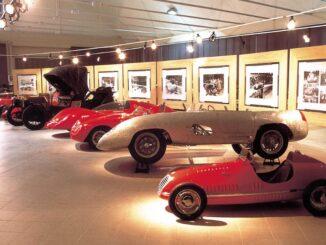 """Museo dell'auto storica """"Stanguellini"""""""