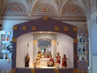 """Castello dei burattini - Museo """"G. Ferrari"""""""