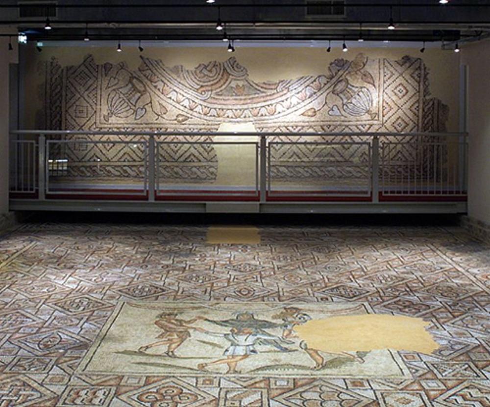 Domus dei tappeti di pietra a Ravenna