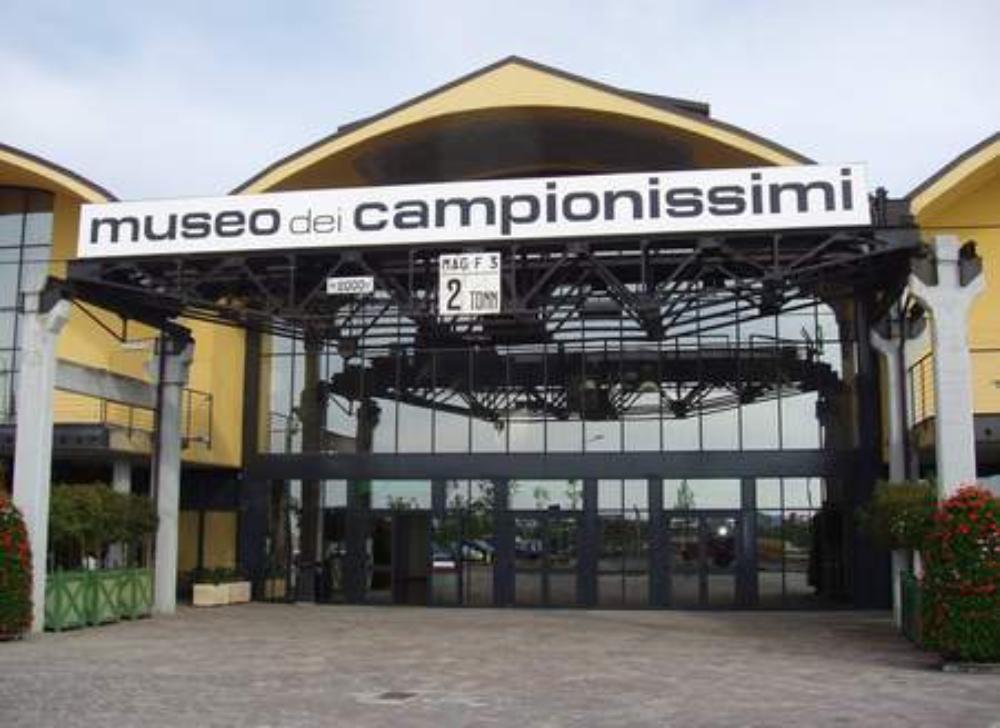 Museo dei campionissimi, Novi Ligure