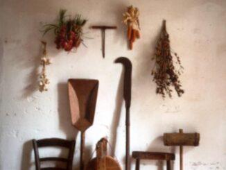 Raccolta rurale casa Rossi