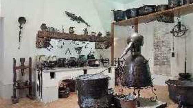 Aboca Museum erbe e salute nei secoli