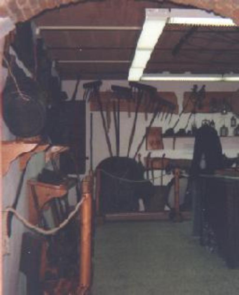 Museo del carbonaio di Baggio, Pistoia