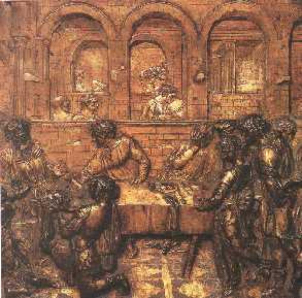 Battistero della Cattedrale di Siena, Siena