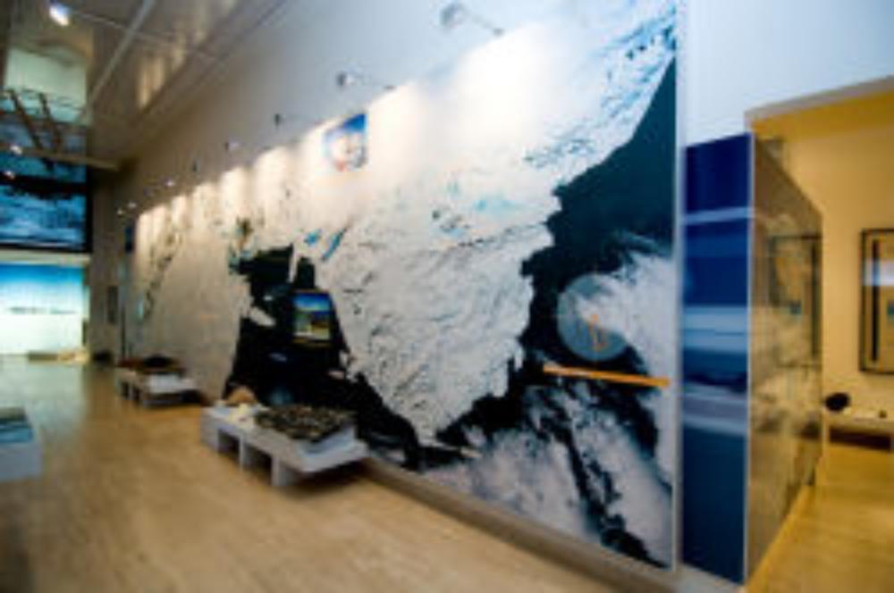 Simus - Museo nazionale dell'Antartide Felice Ippolito, Siena