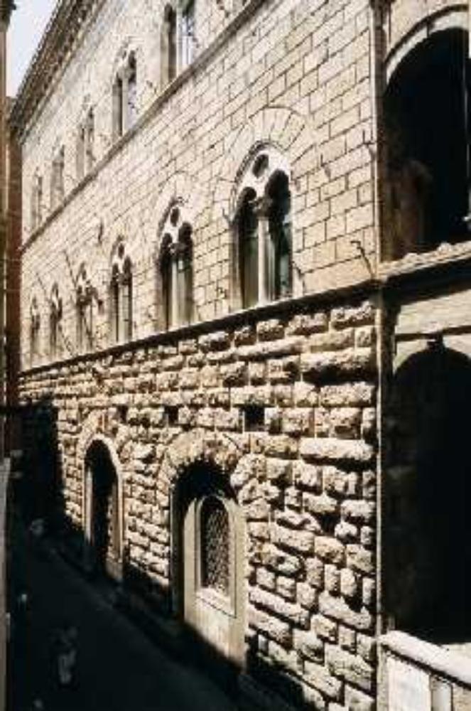 Palazzo delle papesse Centro arte contemporanea, Siena