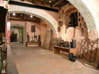 Villa Muscas Centro della cultura contadina