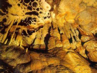 Grotta di Santa Barbara - Miniera di San Giovanni