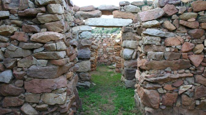 Area di S'arcu 'e is forros