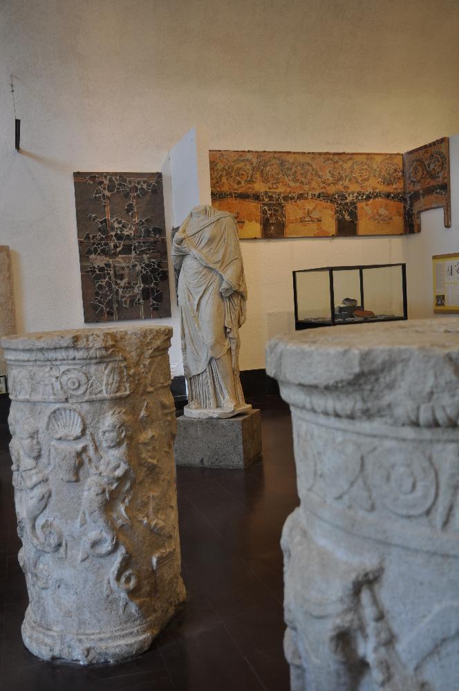 Civico museo archeologico di Bergamo, Bergamo