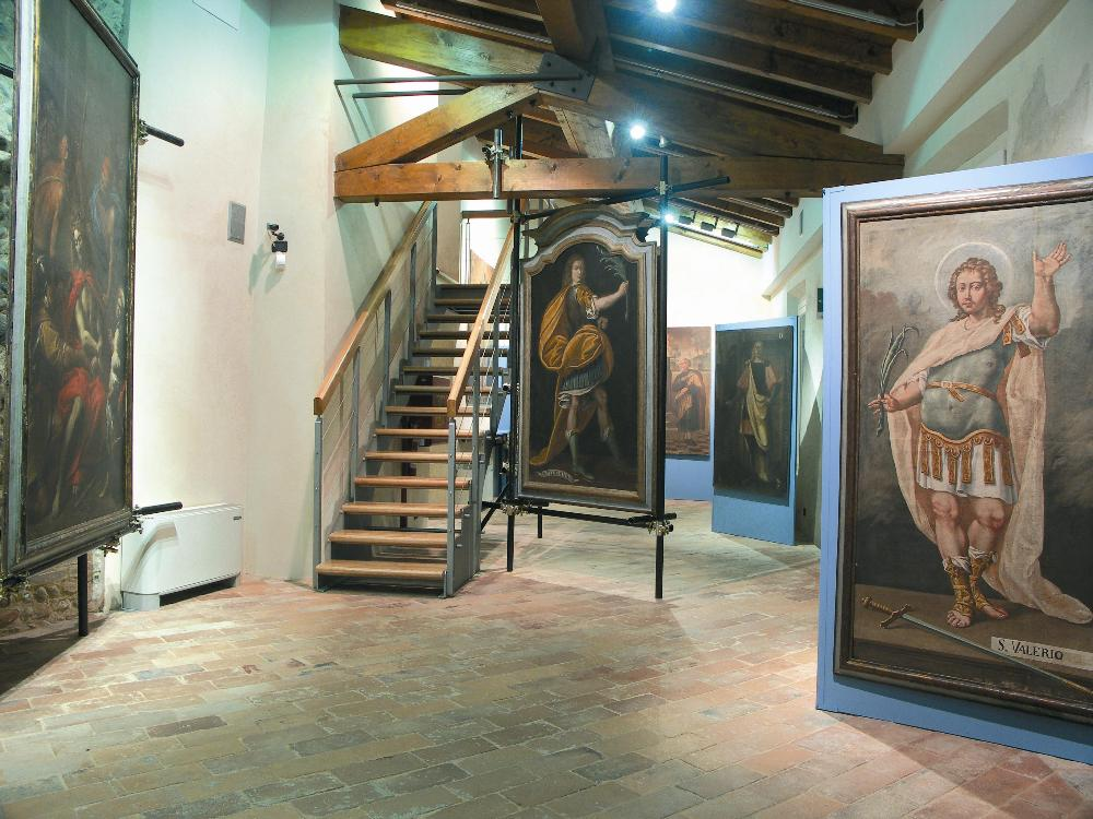 MACS - Museo d'Arte e Cultura Sacra, Romano di Lombardia