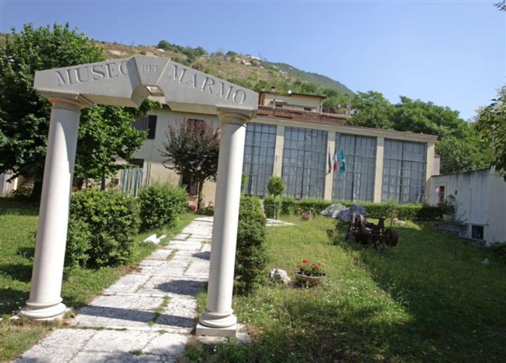 Museo del marmo, Botticino