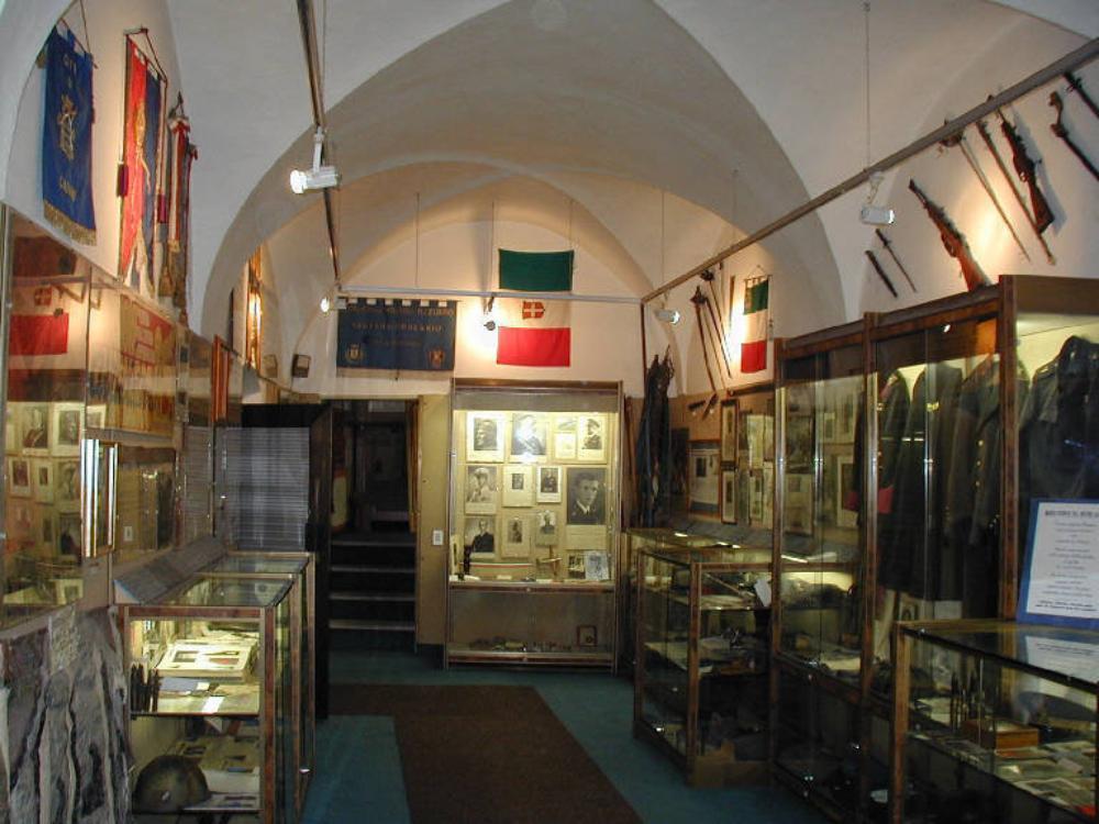 Fondazione museo storico del Nastro Azzurro, Salò