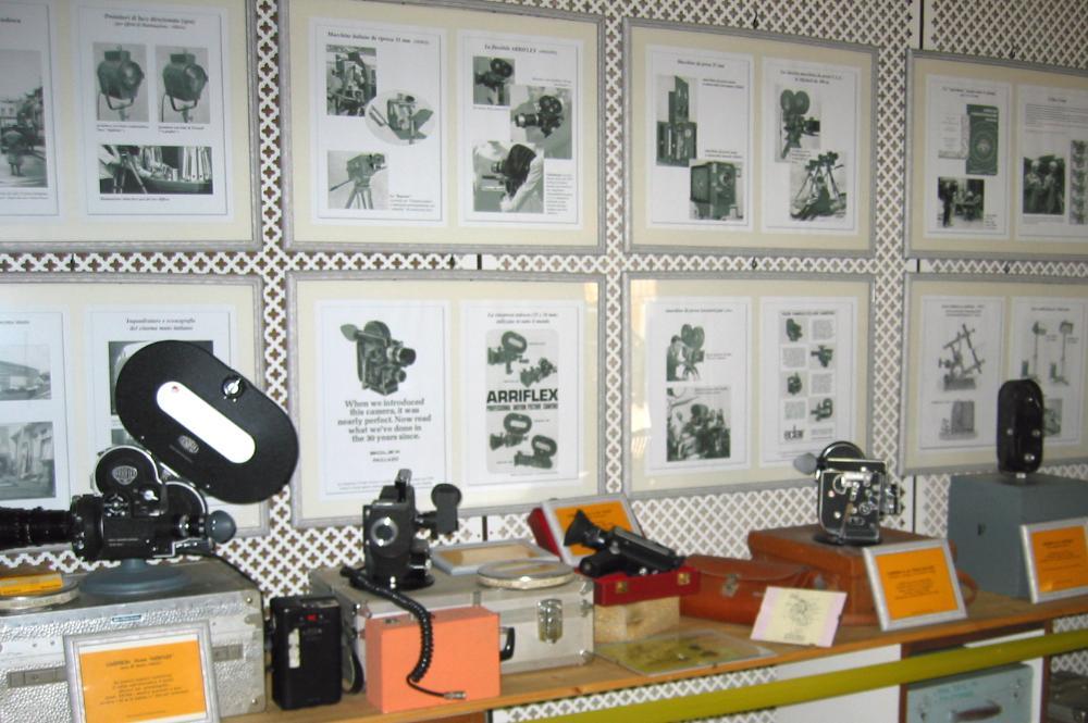 Museo archivio audiovisivo gardesano, Salò