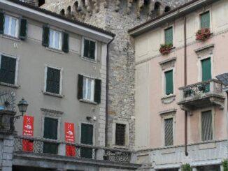 Torre Viscontea - Museo della montagna e dell'alpinismo lecchese