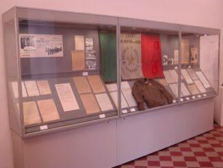 Museo storico: Sala virtuale dell'industria e Sale della Resistenza
