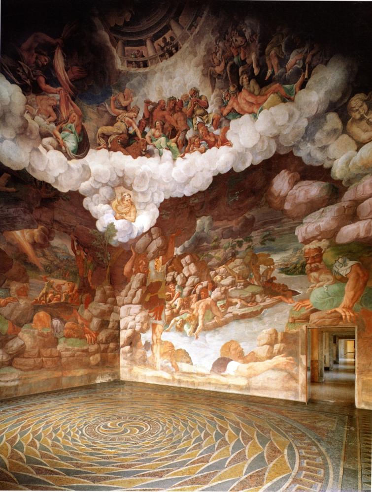 Museo di Palazzo Te, Mantova