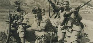 """Museo sacrario reggimento """"Giovani Fascisti"""" Africa settentrionale 1940/1943"""