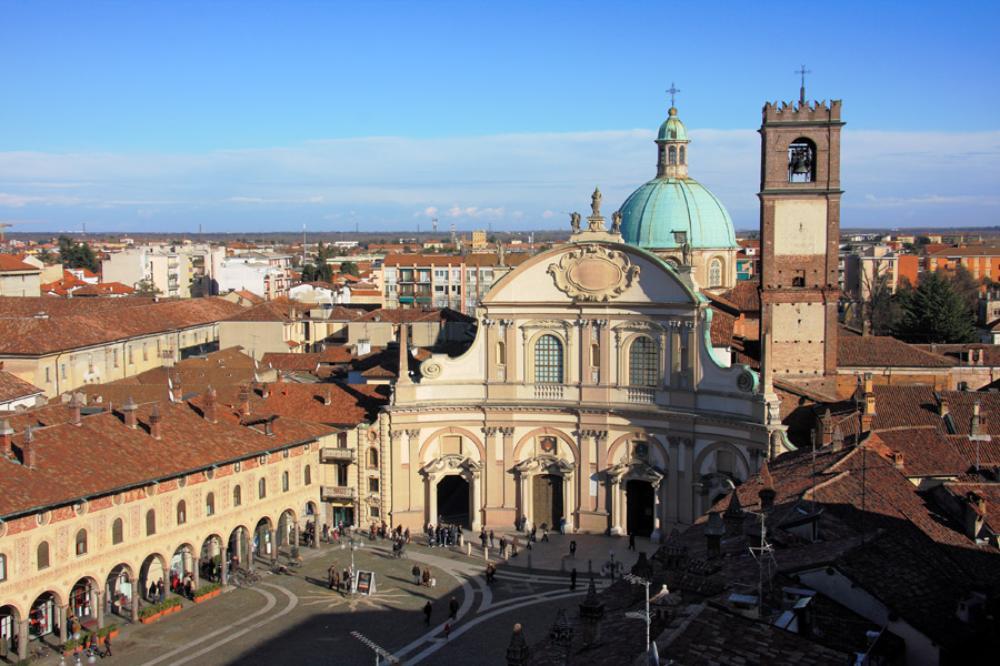 Museo del tesoro del Duomo di Vigevano