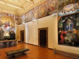 """Pinacoteca civica """"F. Podesti"""""""