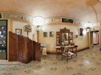 Casa museo liberty