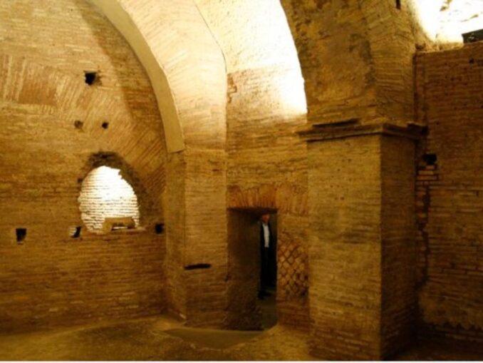 SS. Giovanni e Paolo Case romane del Celio
